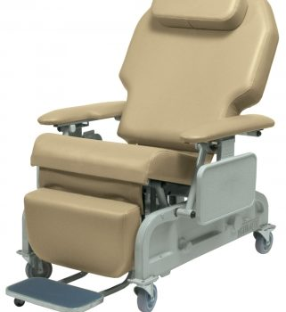Lumex Powered Bariatric Recliner