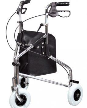 Sure-Gait II Three-Wheeled Steel Rollator