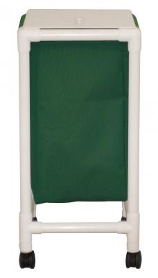 PVC HAMPER STD W/LID + BAG LUMEX