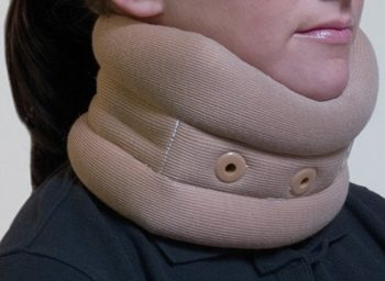 Soft Foam Cervical Collar with Support