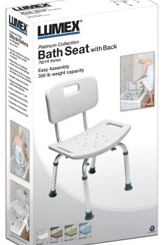Platinum Collection Bath Seats - Retail Packaging