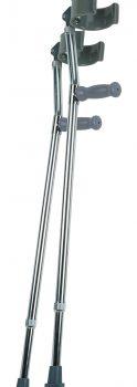 Deluxe Forearm Crutches