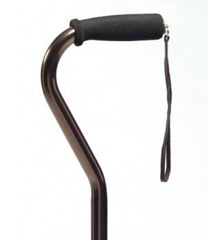 Adjustable Offset Canes - Nitrile Grip
