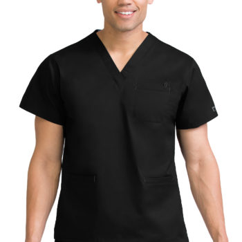Men Med Couture Men's 3 Pocket Top