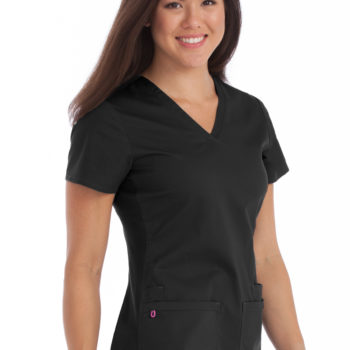 Women Med Couture Everyday Top