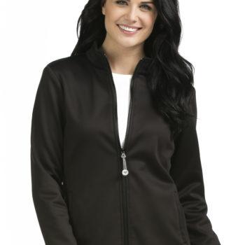 Women Med Couture Med Tech Zip Jacket
