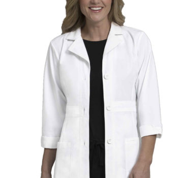 Women Peaches 31″ Lab Coat