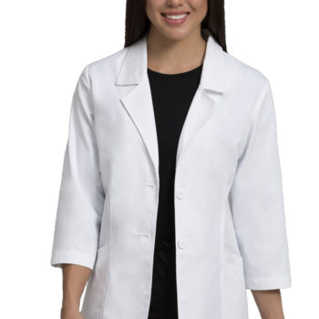 Women Peaches 28″ Lab Coat