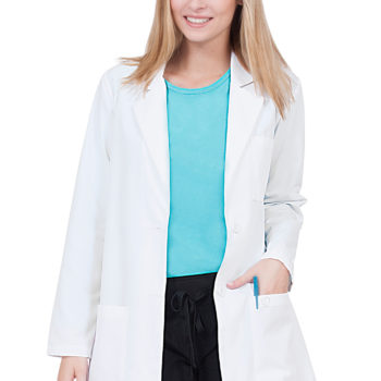 Women Peaches 33″ Lab Coat