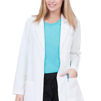 Women Peaches 33″ Lab Coat