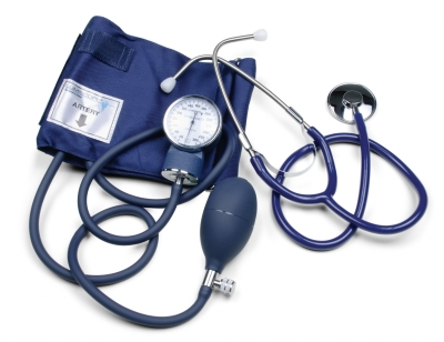 Self-Taking Blood Pressure Kit, Lumiscope
