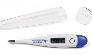 Quick Read, Dual Scale Digital Thermometer, Lumiscope