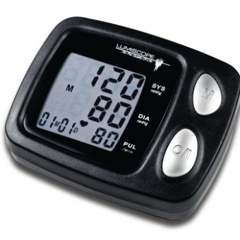 Semi-Automatic Blood Pressure Monitor, Lumiscope