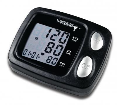 Semi-Automatic Blood Pressure Monitor, Lumiscope