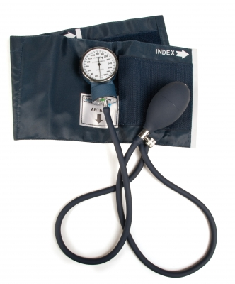 Deluxe Aneroid Blood Pressure Monitor, Lumiscope
