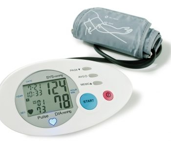 Advanced Upper Arm Blood Pressure Monitor