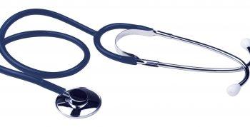 Nurses Lightweight Single Head Stethoscope, Lumiscope