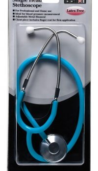 Single Head Stethoscope, Blister Pack