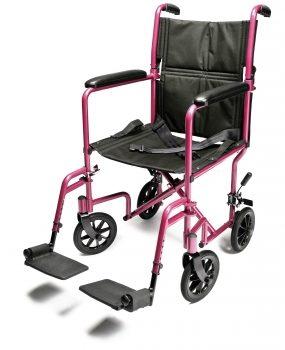 Aluminum Transport Chair
