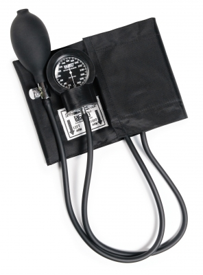 Luminescent Sphygmomanometer w/ Gauge Guard