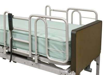Liberty Half No Gap Bed Rail