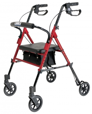 "Set n"" Go Height Adjustable Rollator"