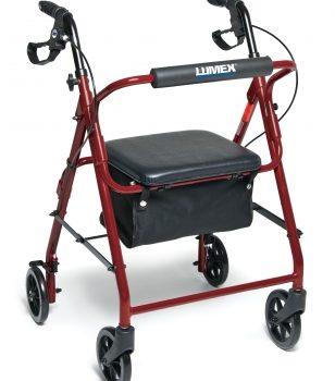Walkabout Basic Four-Wheel Rollator