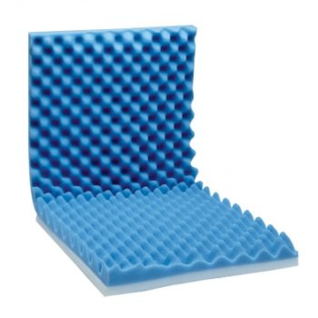 WHEELCHAIR CUSHION FOAM W/BAC LUMEX