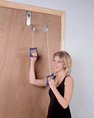 Exercise Pulley Traction Set