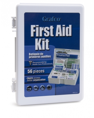 FIRST AID KIT – TRAVEL GRAFCO