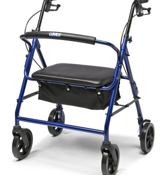 Walkabout Four-Wheel Imperial Rollator
