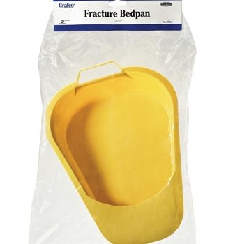 Hanging Fracture Bedpan