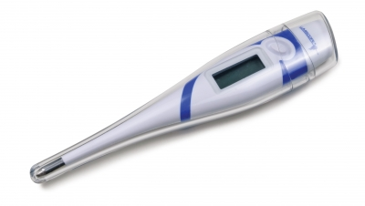 Soft, Quick Read, Flexible Tip Digital Thermometer, Lumiscope