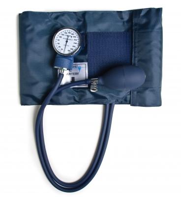 Professional Aneroid Sphygmomanometer, Lumiscope