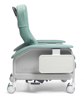 Lumex Deluxe Clinical Care Recliner