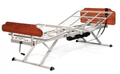 Patriot LX Semi-Electric Homecare Bed