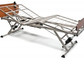 Patriot LX Full-Electric Homecare Bed