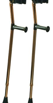 Deluxe Ortho Forearm Crutches