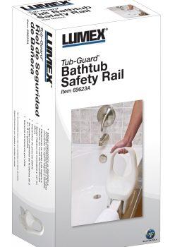 Tub-Guard® Bathtub Safety Rails