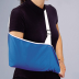 Envelope Style Arm Sling - Hook and Loop Strap