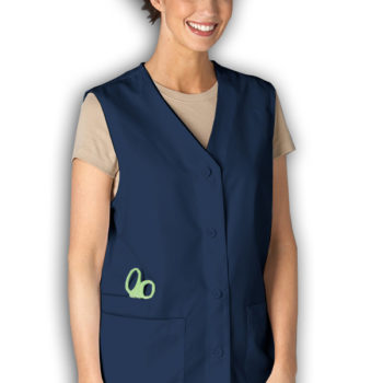 Women Peaches Three Pocket Vest