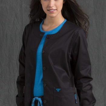 Women Med Couture Med Couture Solid Warm Up
