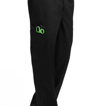 Men Med Couture Men's 7 Pocket Cargo Pant